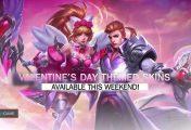 Inilah Penampilan Skin Couple Valentine Terbaru Alucard Dan Miya Mobile Legends