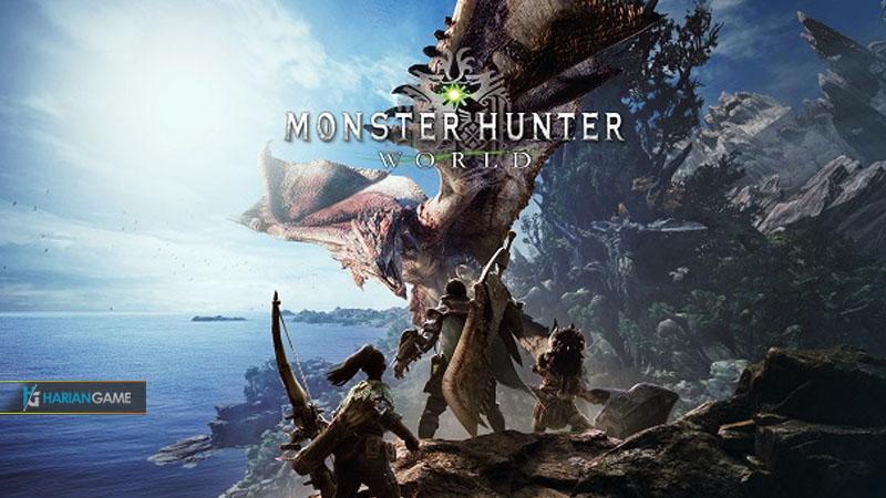 Monster Hunter World Menjadi Game PS4 Yang Terpopuler Di Bulan Januari 2018