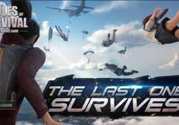 Naik Daun Game Mobile Rules of Survival Tembus 100 Juta Download Dan 15 Juta Pemain Aktif