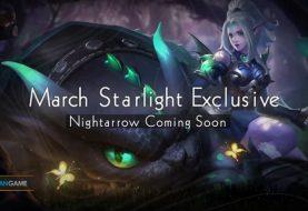 Inilah Penampilan Skin Starlight Baru Irithel Mobile Legends Bulan Maret