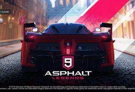 Game Mobile Asphalt 9: Legends Akan Segera Hadir