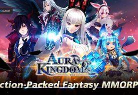 Game Mobile MMORPG Aura Kingdom Kini Sudah Resmi Rilis Di Indonesia