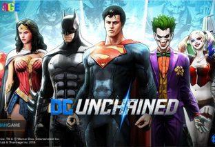 Game Mobile DC Unchained Kini Sudah Memasuki Tahap Pra-registrasi