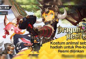 Game Mobile MMORPG Dragon Nest M Kini Sudah Masuk Tahap Pre-registrasi