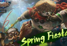 Mobile Legends Kembali Menghadirkan Event Spring Fiesta