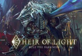Game Mobile RPG Heir of Light Kini Resmi Dirilis
