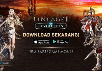 Game Mobile Lineage 2: Revolution Kini Sudah Resmi Dirilis Di Indonesia