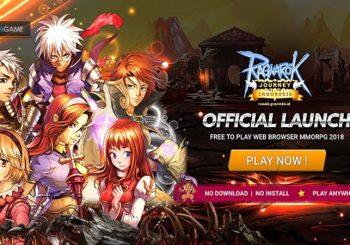 Inilah Official Launch Ragnarok Journey Indonesia