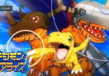 Game Mobile Digimon ReArise Kini Sudah Membuka Tahap Pra-Registrasi