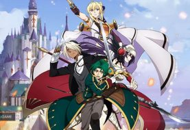 Game Mobile Action RPG Record of Grancrest War: Quartet of War Sudah Resmi Diumumkan