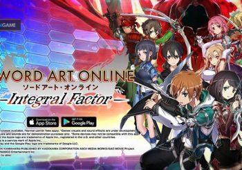 Game Mobile Sword Art Online Integral Factor Kini Sudah Tersedia Di Google Play Indonesia
