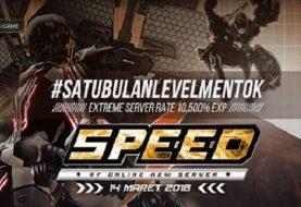 Speed Server 1 Bulan Level Mentok Server Baru RF Online