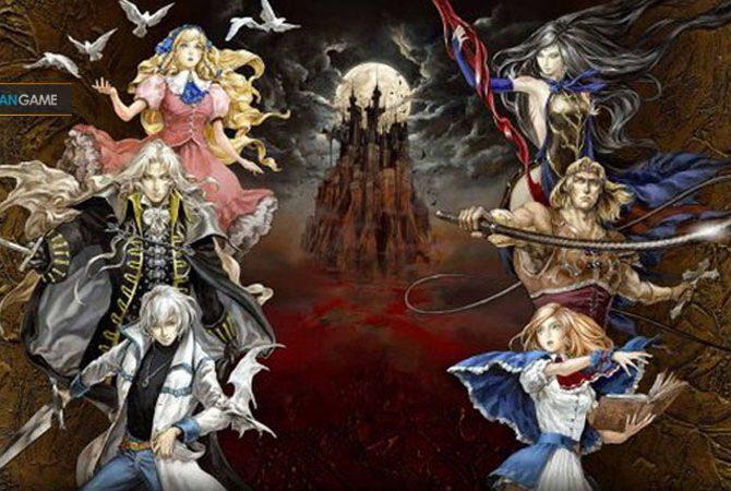 Game Mobile Castlevania: Grimoire of Souls Kini Sudah Resmi Diumumkan