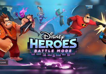 Game Mobile Disney Hero: Battle Mode Gabungan Dari Disney Dan Pixar