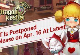 Perilisan Open Beta Game Dragon Nest M Ditunda Hingga 16 April