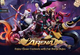 Game Mobile MOBA Onmyoji Arena Besutan NetEase Resmi Dirilis Untuk Asia Tenggara