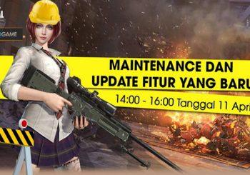 Game Mobile Rules of Survival Memberikan Jadwal Maintenance Untuk Menghadirkan Konten Baru