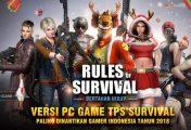 Game Rules of Survival Untuk Versi PC Kini Sudah Resmi Dirilis