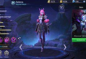 Review Hero Mage Sekaligus Assassin Selena Mobile Legends