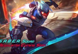 Inilah Penampilan Skin S.A.B.E.R Squad Terbaru