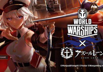 Game World of Warships Akan Berkolaborasi Dengan Azur Lane