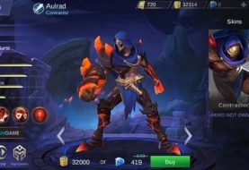 Inilah Penampilan Hero Fighter Terbaru Aulrad Mobile Legends
