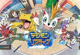 Game Mobile Digimon ReArise Siap Diluncurkan Akhir Juli 2018