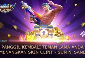 Event Terbaru Mengajak Teman Anda Bermain Mobile Legends Untuk Mendapatkan Skin Permanent