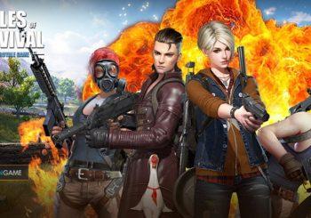Game Rules of Survival Menghadirkan Banyak Fitur Terbaru Dalam Update Hari Ini