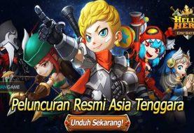 Game Mobile Hello Hero: Epic Battle Kini Sudah Resmi Dirilis Untuk Asia Tenggara
