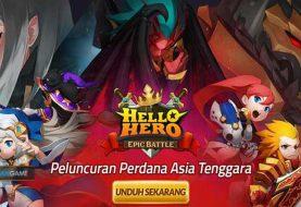 Game Mobile Hello Hero: Epic Battle Segera Diluncurkan Perdana Untuk Asia Tenggara