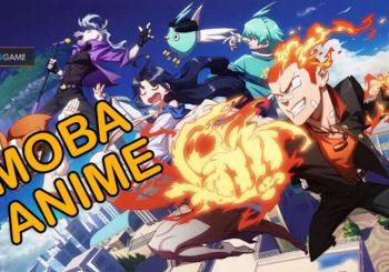 NetEase Memperkenalkan Game MOBA Inhuman Academy