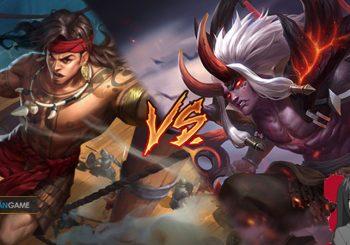 Membandingkan Hero Lapu-lapu VS Martis Full Blade of Despair