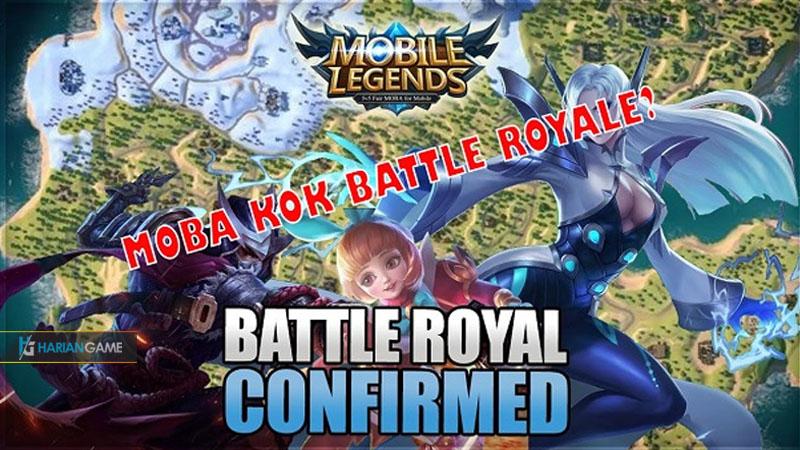 Benarkah Game Mobile Legends Akan Menghadirkan Mode Battle Royale?