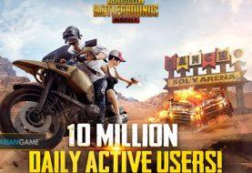 Game PUBG MOBILE Setiap Harinya Memiliki 10 Juta Pemain Yang Aktif
