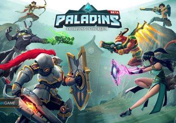 Game Online Paladins Sebentar Lagi Akan Segera Resmi Dirilis