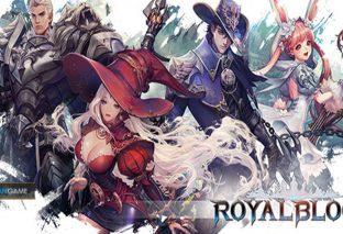 Inilah 2 Game Mobile Terbaru Royal Blood Dan Giants War Dari Gamevil