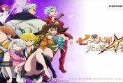 Game Mobile RPG Adaptasi Dari Anime The Seven Deadly Sins Resmi Diumumkan