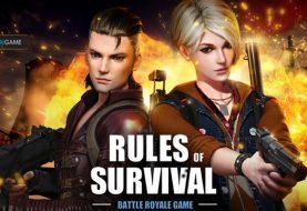 Game Mobile Rules of Survival Akan Mengupdate Segudang Konten Baru Hari Ini