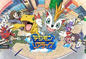 Game Mobile Digimon ReArise Sudah Resmi Dirilis Dan Mirip Digimon World