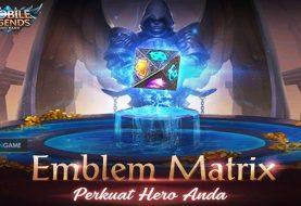 Inilah Fitur Terbaru Emblem Matrix Cara Cepat Meningkatkan Emblem Di Mobile Legends