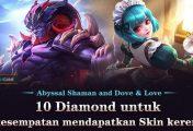 Dapatkan Skin Hylos Dan Angela Di Event Lucky Spin Bundle Mobile Legends