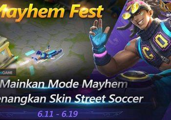 Menangkan Event Mayhem Fest Untuk Mendapatkan Skin Terbaru Bruno Gratis Di Mobile Legends
