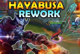 Inilah Rework Pada Skill Hero Hayabusa Mobile Legends