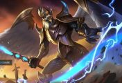 Review Hero Terbaru Suport Sekaligus Tank Kaja Mobile Legends