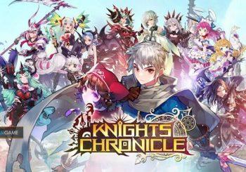 Game Mobile RPG Bergaya Anime Knights Chronicle Sudah Dirilis Secara Global