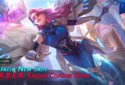 Inilah Penampilan Skin Terakhir S.A.B.E.R Squad Rafaela - Savior Mobile Legends