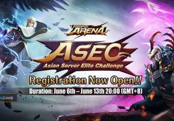 Turnamen Onmyoji Arena Asian Server Elite Challenge Dengan Total Hadiah $50.000 USD