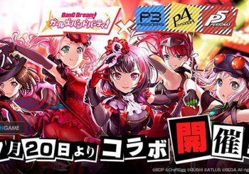 Game Mobile Bang Dream Akan Memberikan Info Kolaborasi Dengan Persona 5