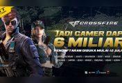 Turnamen Game Online Crossfire Next Generation Dengan Total Hadiah 6 Milyar Rupiah